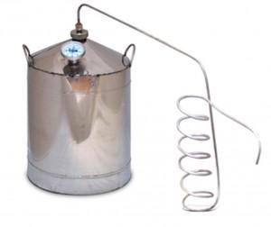 дистиллятор дачник