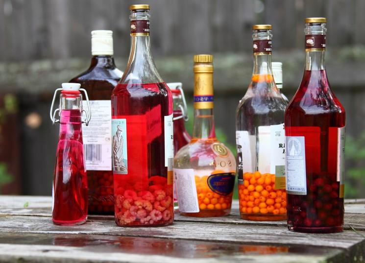 Спирт настойка в домашних условиях