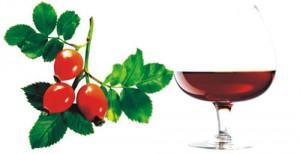 вино и шиповник
