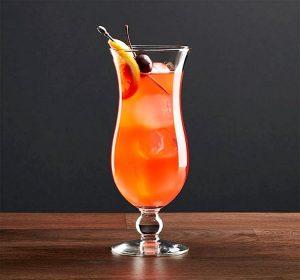коктейль с ромом и грейпфрутовым соком ураган