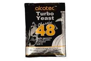 Alcotec спиртовые дрожжи 48 Classic turbo