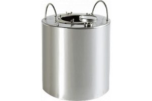 Прямой перегонный куб для самогонного аппарата, 14 л