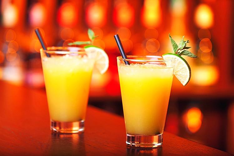 водка с апельсиновым соком